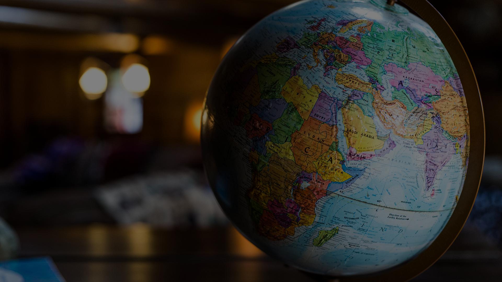 Companies lack a global orientation