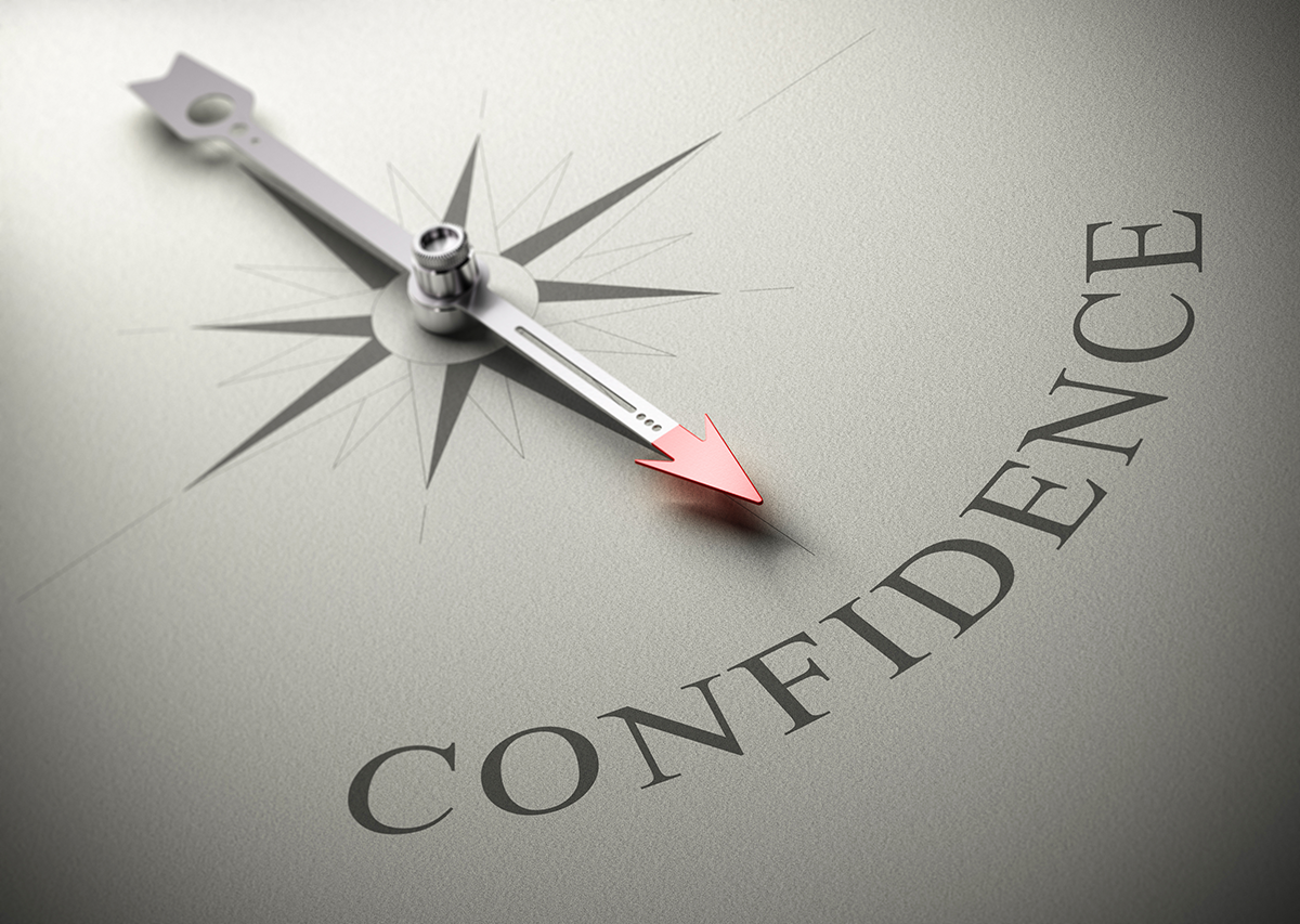Business confidence is at its highest level in a year